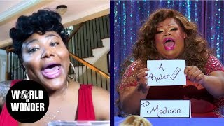 TS Madison Reacts to Silky Nutmeg Ganache's Snatch Game