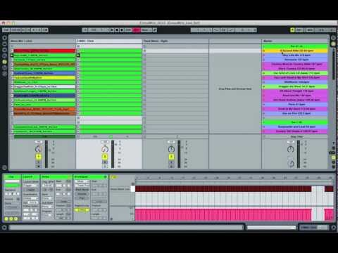 How to run live backing tracks for your band with Ableton