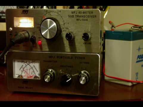 QRP Radio - The MFJ-9440