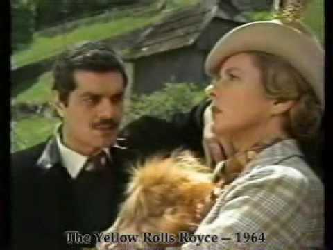The Yellow Rolls-Royce is listed (or ranked) 23 on the list The Best Ingrid Bergman Movies
