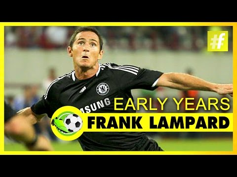 Frank Lampard - Early Years - Football Heroes