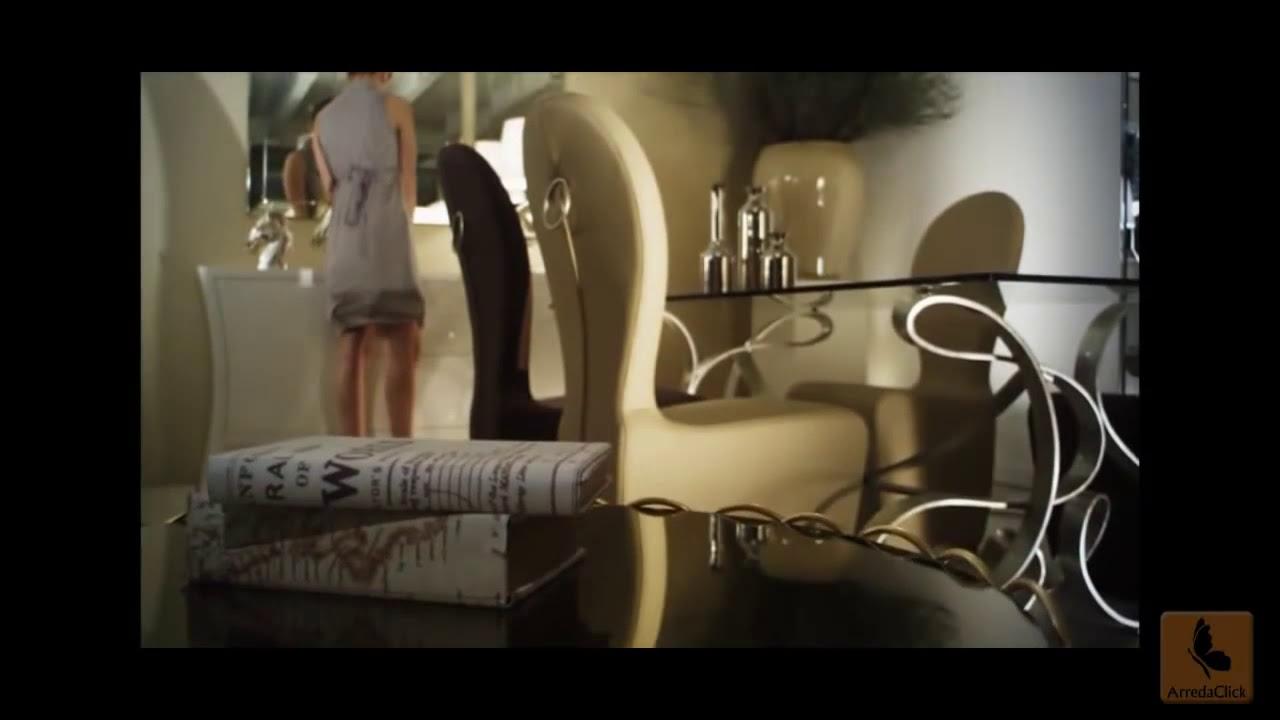 Arredamento classico moderno per una casa elegante youtube for Arredamento casa classico