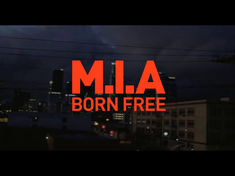 MIA - Born Free (OFFICIAL AUDIO)