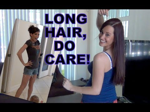 Long Hair, DO Care! || LoraAndLayton