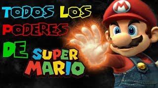 Todos los poderes de Super Mario | Super Mario All power-Ups | TheFelipe XtremYoutub