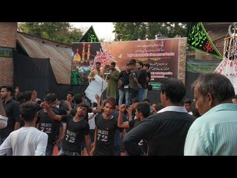 Anjuman e Paygham-e-Hussaini 15 MOHARRAM Nizamuddinpur