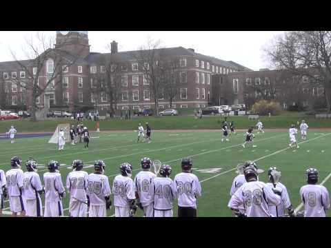 Clark Stodgell Lacrosse Highlight Video 2013 - Upper Canada College