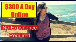 How to Make Money Online Fast | Earn $300 A Day Online | No Experience Required