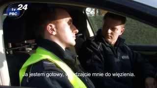 TV 24 PBC NEWS Report UWAGA Pira .. Wywiadowcy Drogówka Państwo w Państwie Dziennikarze Śledczy