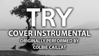 Try (Cover Instrumental) [In the Style of Colbie Caillat]