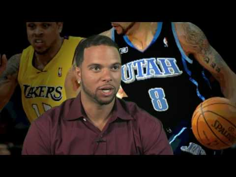 NBA star Deron Williams: Q&A - better than Chris Paul? Video
