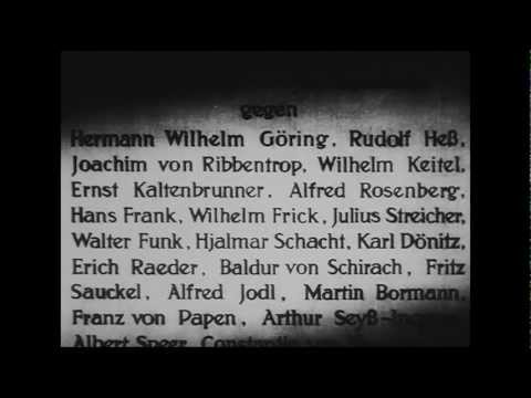 Nuremberg - Shocking Documentary - Post WW2 Europe & Trial of the Nazi Leadership