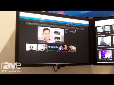 InfoComm 2016: Haivision Showcases Haivison Calypso Video Platform