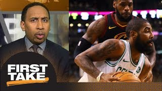 Stephen A. Smith on Kyrie Irving: I think the Cavaliers already miss him | First Take | ESPN