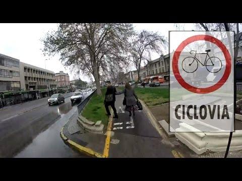 Cicleteando por Santiago