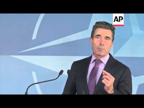 NATO head: No Afghan deal means no troops past '14