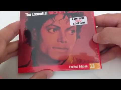 Unboxing Michael Jackson - The Essential