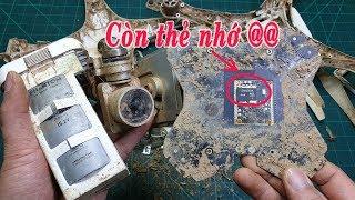 Bung PhanTom3 Pro Mò Được Dưới Hồ