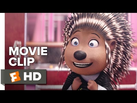 Sing Movie CLIP - Don't Like the Song (2016) - Scarlett Johansson Movie