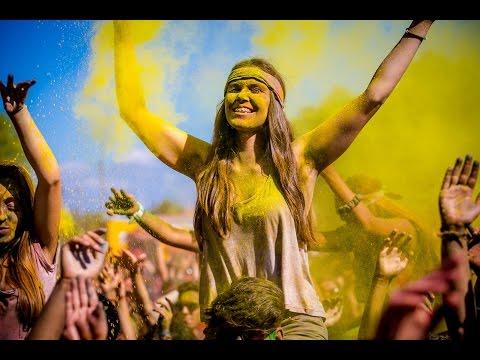 Happy Holi Rio de Janeiro 2015 - Official Aftermovie
