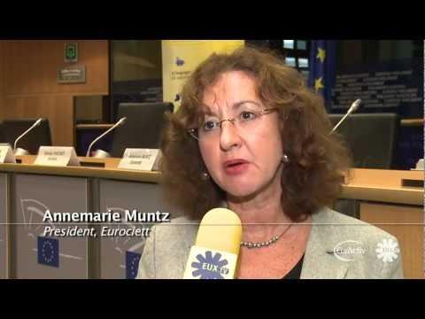 Eurociett's Annemarie Muntz on need for EU labour market reforms - interview at EurActiv Debate