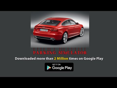 Parking Simulator Available On Google Play 2 Million+ Downloads