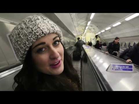 escalators - Ebony Day - London Teen Hoot video