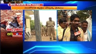 Khammam Farmers Face to Face Over Mirchi Crop Purchases Problems