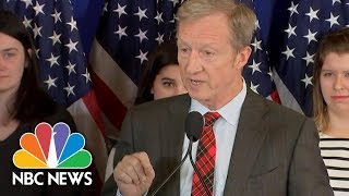 Tom Steyer To Donate $30 Million To Help Democrats Retake House In 2018 | NBC News