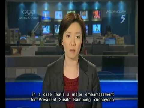 Singapore Channel 5 News 9.30PM @ 20-04-2012