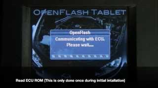 OpenFlash Tablet for Mazda MX5 (NC)