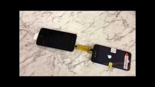 iPhone 4/4S LCD Screen Digitizer Tester Flex Cable Review