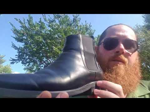 Building a Functional Wardrobe, Episode 1, Boot Review