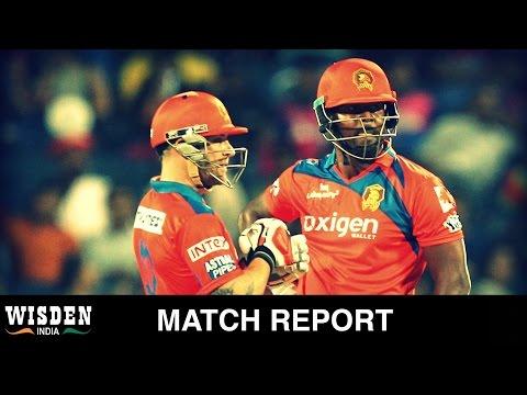 IPL 2016: Gujarat scrape through after valiant Pune fightback | Wisden India