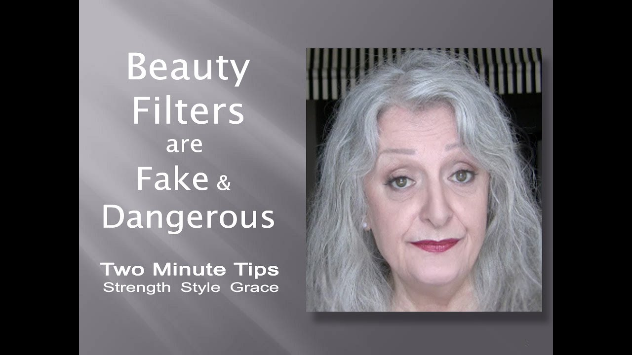 Beauty Filters are Fake & Dangerous