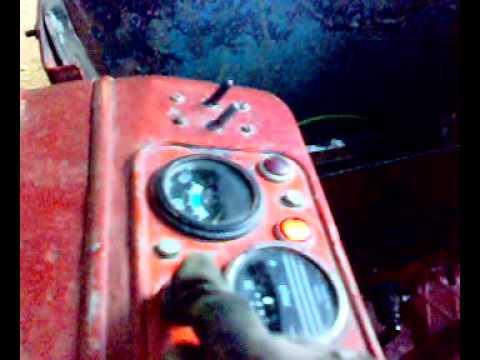 Sieklówka Odpalanie T-25. -10.