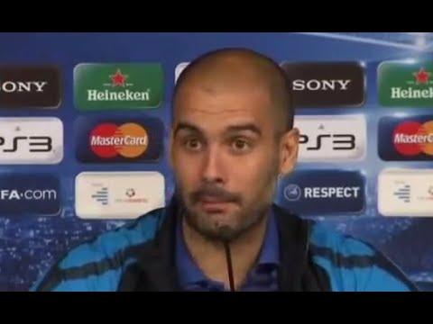 Pep Guardiola Tells Jose Mourinho: 'England Is My Country Now!'*