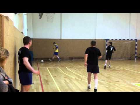 FNF - FC Jasne Pełne (cały Mecz Zakłóceniami)