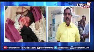 New Born Physically Handicapped Baby Girl Found in Dustbin   Palakollu