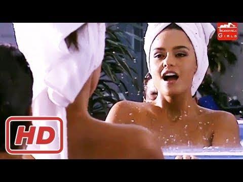 Ana Lucia Dominguez Super Hot Scene  | DECISIONES - Telemundo Girls