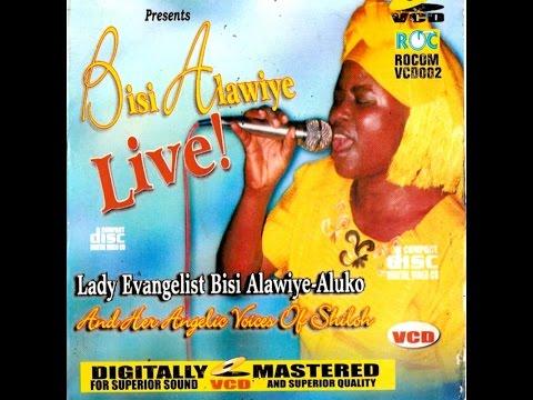 Bisi Alawiye Live!