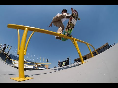 Pro Freestyle Course Preview (Douwe Macare, Rysan Marien, Scott DeCenzo)