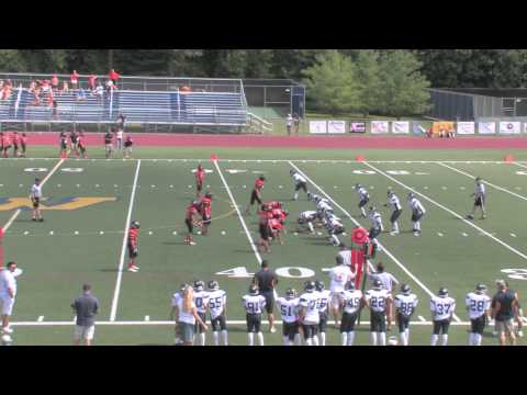 Ridgefield 8th Orange vs Weston Part 2 9 2 12