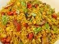 Chitranna (Lemon Rice)