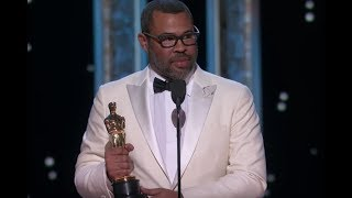 """Get Out"" wins Best Original Screenplay"