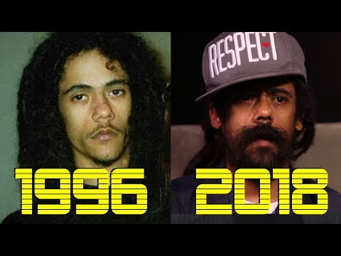 The Evolution of Damian Marley (1996 - 2018)