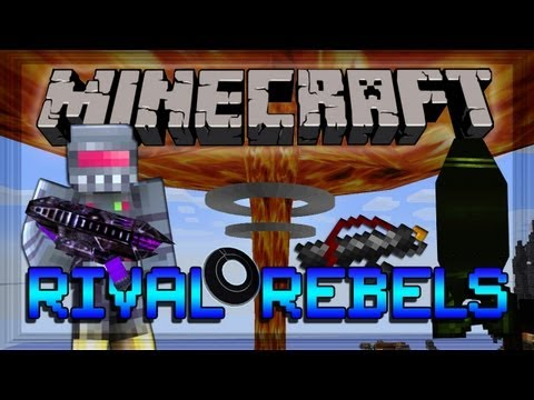 Minecraft PvP: Rival Rebels - Pure Chaos Mod!