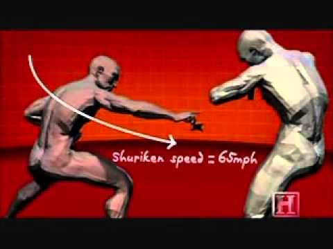 HUMAN WEAPON NINJUTSU TECHNIQUES Image 1