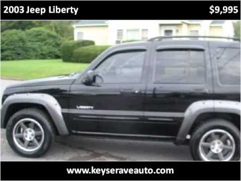 2003 Jeep Liberty Used Cars Moosic PA