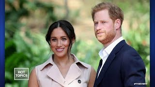 Harry, Meghan Skipping Family Christmas | The View
